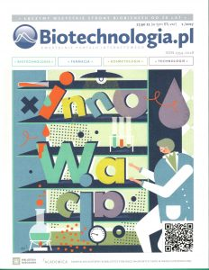 cover of biotechnologia.pl
